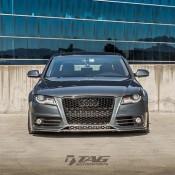 TAG Motorsports Audi S4-8