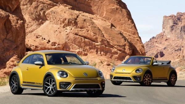 Volkswagen Beetle Dune-0