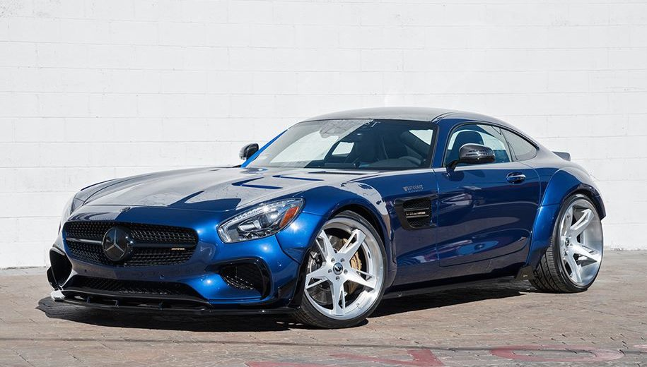 tuningcars insane mercedes amg gt wide body by wcm. Black Bedroom Furniture Sets. Home Design Ideas