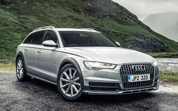 2016 Audi A6 allroad quattro-0