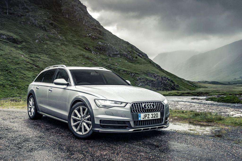 new audi a6 allroad officially unveiled. Black Bedroom Furniture Sets. Home Design Ideas