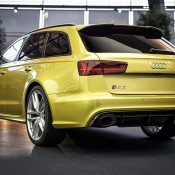 Austin Yellow Audi RS6-1