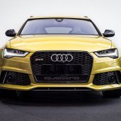 Austin Yellow Audi RS6-2