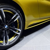 Austin Yellow BMW M4 AD-10