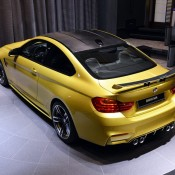 Austin Yellow BMW M4 AD-20