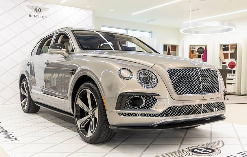 An In-Depth Look at 2016 Bentley Bentayga