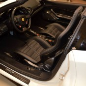 Bianco Avus Ferrari 488 Spider-8