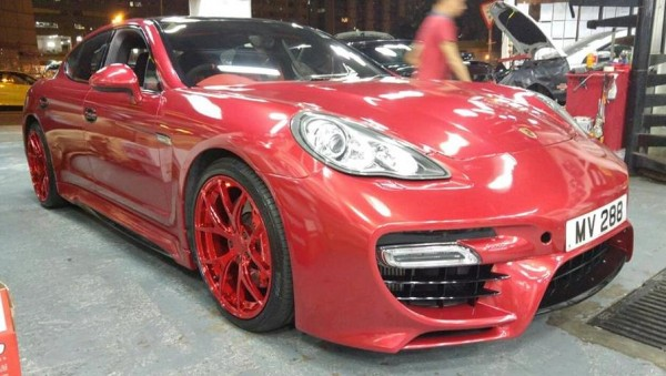 Custom Porsche Panamera Turbo-00