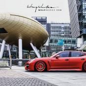 Custom Porsche Panamera Turbo-1