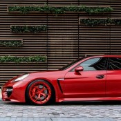 Custom Porsche Panamera Turbo-2