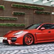 Custom Porsche Panamera Turbo-5