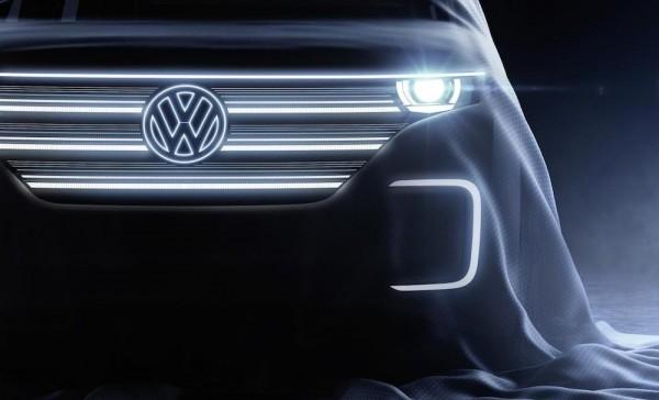Electric VW Camper Van