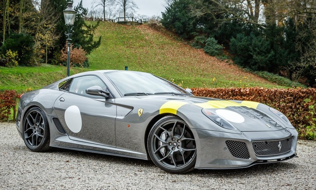 Would You Pay €800K for This Ferrari 599 GTO?