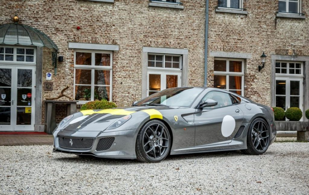 Would You Pay €800K for This Ferrari 599 GTO?  Motorward