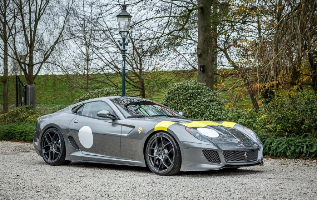 would you pay 800k for this ferrari 599 gto. Black Bedroom Furniture Sets. Home Design Ideas