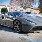 Grigio Ferro Ferrari 488 GTB-1