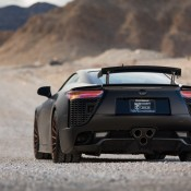 Lexus LFA Vossen 11 175x175 at Gallery: Lexus LFA on Vossen Wheels