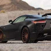 Lexus LFA Vossen 13 175x175 at Gallery: Lexus LFA on Vossen Wheels