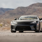 Lexus LFA Vossen 2 175x175 at Gallery: Lexus LFA on Vossen Wheels