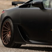 Lexus LFA Vossen 5 175x175 at Gallery: Lexus LFA on Vossen Wheels
