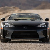 Lexus LFA Vossen 6 175x175 at Gallery: Lexus LFA on Vossen Wheels