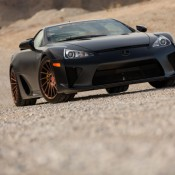 Lexus LFA Vossen 7 175x175 at Gallery: Lexus LFA on Vossen Wheels