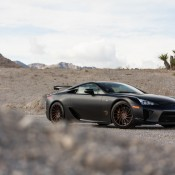 Lexus LFA Vossen 8 175x175 at Gallery: Lexus LFA on Vossen Wheels