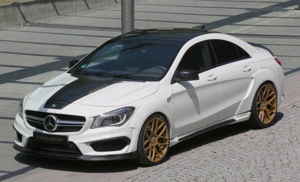 Loewenstein Mercedes CLA-0