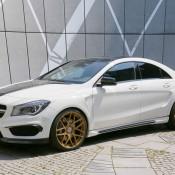 Loewenstein Mercedes CLA-1