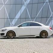 Loewenstein Mercedes CLA-10