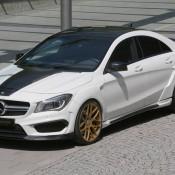 Loewenstein Mercedes CLA-11