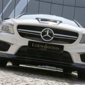 Loewenstein Mercedes CLA-3
