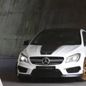 Loewenstein Mercedes CLA-5