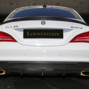 Loewenstein Mercedes CLA-7