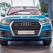 Long Beach Blue Audi Q7-1