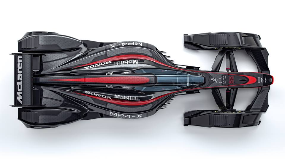 mclaren mp4 x previews f1 cars of tomorrow. Black Bedroom Furniture Sets. Home Design Ideas