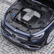 Mercedes-AMG S65 Cabriolet-9