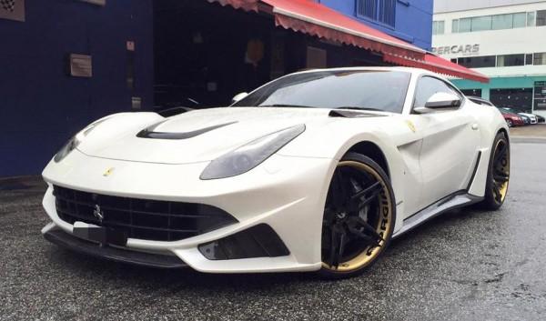 Novitec Ferrari F12 N-Largo KBS-0