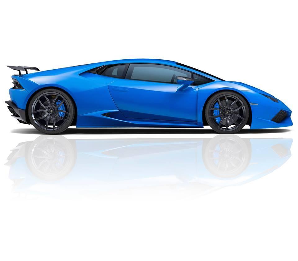 Novitec Lamborghini Huracan N Largo Unveiled