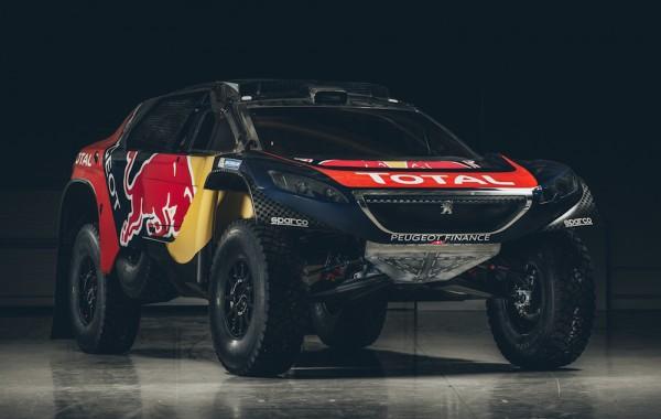 Peugeot 2008DKR Dakar Livery-0