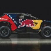 Peugeot 2008DKR Dakar Livery-1