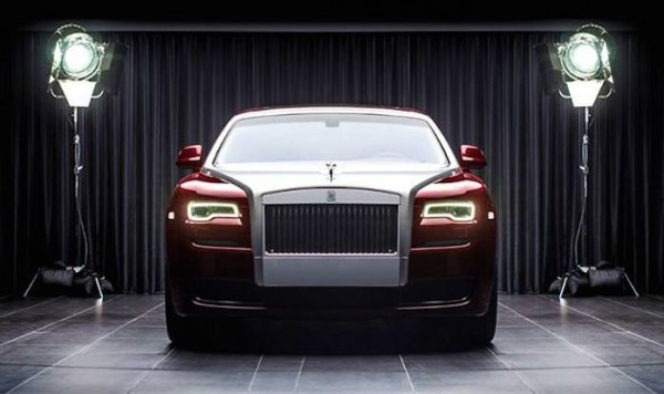 Rolls-Royce Ghost Red Diamond-0