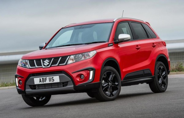 Suzuki Suzuki Vitara S 2 600x385 at Suzuki Vitara S Set for UK Launch