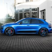 Techart Porsche Macan-Blue-2