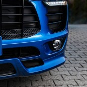 Techart Porsche Macan-Blue-3
