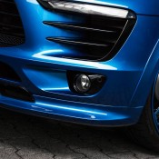 Techart Porsche Macan-Blue-5