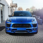 Techart Porsche Macan-Blue-6