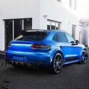 Techart Porsche Macan-Blue-8