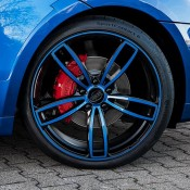 Techart Porsche Macan-Blue-9