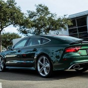 Verdant Green Audi RS7-11